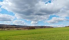 Clouds (A. Meli) Tags: spring march nature landscape természet tájkép
