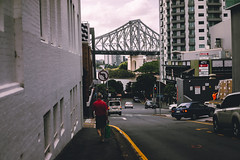 Story Bridge (Leighton Wallis) Tags: sony alpha a7r mirrorless ilce7r 55mm f18 emount 1635mm f40 brisbane qld queensland australia city