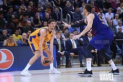 DSC_0255 (VAVEL España (www.vavel.com)) Tags: fcb barcelona barça basket baloncesto canasta palau blaugrana euroliga granca amarillo azulgrana canarias culé
