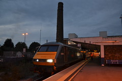 Chiltern Railways (Will Swain) Tags: banbury station 5th october 2018 train trains rail railway railways transport travel uk britain vehicle vehicles england english europe