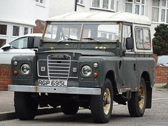 1973 Land Rover 88 (Neil's classics) Tags: vehicle 1973 land rover 88 landrover offroad wagon