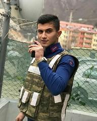 #turkish #man #male #soldier #police #handsome #uniform #üniforma #boots #yakışıklı #studs #dudes (guys N uniforms) Tags: boots studs dudes üniforma uniform handsome police yakışıklı male man soldier turkish