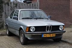 1981 BMW 318i (NielsdeWit) Tags: nielsdewit car vehicle hg75rd bmw e21 3 3serie 3series 318 318i automatic 1981