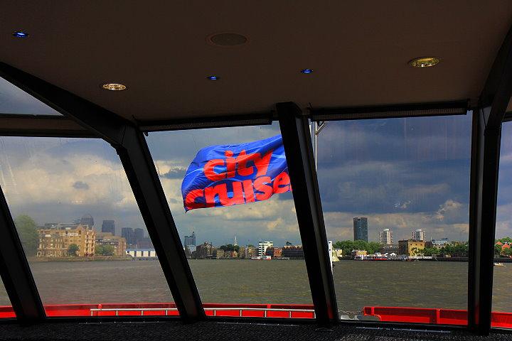 泰晤士河遊船Thames Citycruise-34