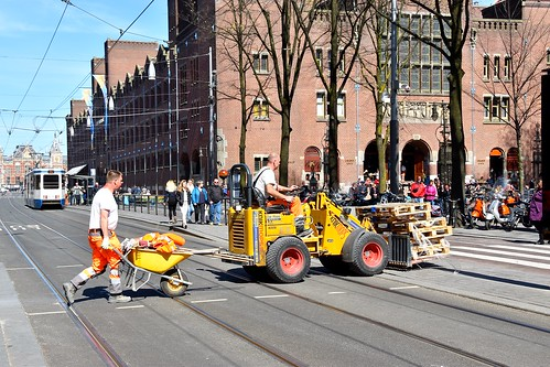 Men At Work - Amsterdam