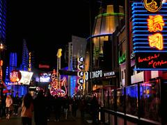 CityWalk Hollywood (█ Slices of Light █▀ ▀ ▀) Tags: universal citywalk hollywood night images urban neon signs los angeles 洛杉磯 洛杉矶 losangeles la california 加州 加利福尼亞 usa america amérique 美国 amerika estados unidos sony rx1rm2 rx1r ii