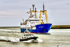 Ocean Observer -  Aberdeen Harbour Scotland - 1st April 2019 (DanoAberdeen) Tags: researchvessel seashepherd pilotboat oceanobserver candid amateur 2019 aberdeen harbour psv ship shipping abdn abz uk gb seaport offshore pocraquay autumn summer winter spring northsea northeast scotland water bluesky transport marineoperationscentre grampian oilrigs oilships geotag tug tugboats cargoships supplyships danoaberdeen danophotography aberdeencity aberdeenscotland sailing workboats marine mariner gardlinemarinesciences esvagtkappa seafarers shipspotting aberdeenharbour errv oilandgas footdee fittie northpier dock sealife clouds golden seascape shippingworldwide haulage lifeatsea outdoors ecosse watercraft