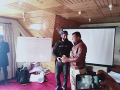 roject proposal Development Workshop of Eco-DRR SHIRKAT project, organised by Caritas India