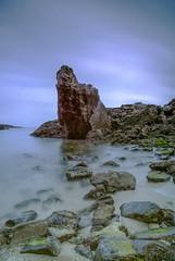 Playa de los Frailes (iñakipeñalba) Tags: playa roca agua natura naturaleza hondarribia euskadi euskalherria gipuzkoa atardecer amanecerbeach rock water nature euskaklerria sunset sunrise