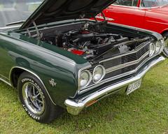 1965 Chevrolet Malibu SS III (rschnaible) Tags: belton south carolina the classic cars automobiles vehicles transportation chevrolet malibu ss 1965