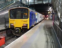 Leeds (DarloRich2009) Tags: northern northernrail arriva db arrivauktrains deutschebahn arrivarailnorthlimited arrivarailnorth dmu 150120 class150 leeds westyorkshire yorkshire leedsstation ecml leedscitystation leedsrailwaystation