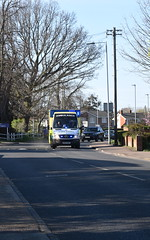 DSC_2868 Mercedes-Benz Sprinter 519 CDI Ambulance (PeaTJay) Tags: nikond750 sigma england uk lowerearley berkshire reading outdoors roadvehicle emergencyservices publicservices ambulance mercedesbenz