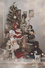 .Yule Magic. (.daria. [the haunted dollhouse]) Tags: bjd abjd balljointeddoll dollzone volks volksbjd bluefairy dikadoll daydream kukuclara thehaunteddollhouse