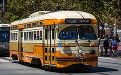 (seua_yai) Tags: northamerica california sanfrancisco thecity tram streetcar marketstreet muni seuayai sanfrancisco2016