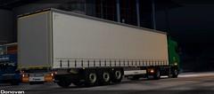 Loading (thanks Sogard3) (Sergey Donovan) Tags: daf xf105 truck trailer krone game eurotrucksimulator2 winter