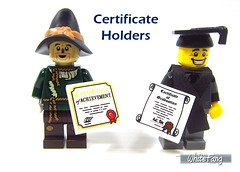 Certificate Holders (WhiteFang (Eurobricks)) Tags: lego collectable minifigures series city town space castle medieval ancient god myth minifig distribution ninja history cmfs sports hobby medical animal pet occupation costume pirates maiden batman licensed dance disco service food hospital child children knights battle farm hero paris sparta historic brick kingdom party birthday fantasy dragon fabuland circus people photo magic wizard harry potter jk rowling movies blockbuster sequels newt beasts animals train characters professor school university rare sign movie warner brothers apoc