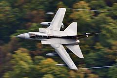 Tornado GR4 I ZA458 'Goldstar' I 31 Sqn Special RAF Marham (MarkYoud) Tags: 31 sqn marham raf tornado gr4 low level lfa17 goldstar special za458 lake district thirlmere
