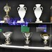 Real Madrid's Trophy Case