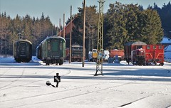 winter days in the Black Forest (Christopher DunstanBurgh) Tags: titisee schluchsee schwarzwald blackforest