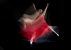 Music and Movement (Gary Stamp cPAGB) Tags: creative dancer dance canon