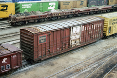 CB&Q Class XML-11 49459 (Chuck Zeiler54) Tags: cbq class xml11 49459 burlington railroad boxcar box car freight cicero train chuckzeiler chz