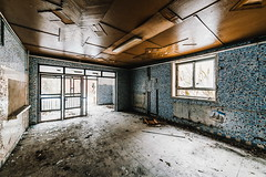 20/30 2018/02 (halagabor) Tags: nikon d610 urban urbex urbanexploration urbanexploring urbexphotography urbexphotos exploration exploring explorer abandoned abandonment decay derelict devastation building empty old forgotten lost lostplaces samyang samyang14mm uwa ultrawideangle 14mm military base hungary