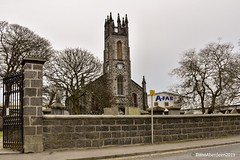 St Clements Kirk - Footdee Aberdeen  Harbour Scotland - 3rd March 2019 (DanoAberdeen) Tags: amateur aberdeen aberdeenscotland abdn abz aberdeenharbour aberdeenshire aberdeencity candid cargoships 2019 seafarers summer scottish seaport schotland ecosse escocia tugboats tug danoaberdeen danophotography shipspotting shipspotters shipping psv pocraquay port maritime merchantships merchantnavy northsea northseasupplyships bluesky boats vessels offshore oilships oilrigs offshoreships footdee grampian geotagged gb harbour haulage transport northeast lifeatsea seascape seasalt heavymetal water watercraft wasser workboats ship vessel supplyships