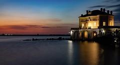 Sunset from Bacoli (Antonio Vetere) Tags: landscape sunset longexposition bacoli canoneosr napoli