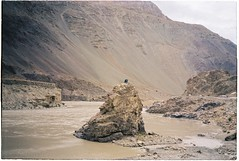 (grousespouse) Tags: ladakh 35mm analog film canonautoboyii sureshot autoboy analogue landscape mountains himalayas india kashmir dreamlike dreamscape argentique scanned colorfilm colourfilm kodakcolorplus200 croplab grousespouse 2018