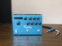 Strymon BigSky Reverb Pedal (GuitarChalk) Tags: guitarpedals reverb pedalboard electricguitar effects
