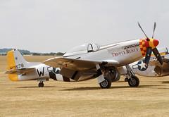 1944 North American P-51D Mustang 413578 / PH-JAT - Flying Legends 2018 - Duxford (anorakin) Tags: 1944 north american p51d mustang 413578 phjat flyinglegends 2018 duxford northamerican