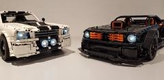 Damn! Check out Gerd's mods on Ken Blocks Ford Mustang Hoonicorn 😱😱