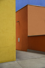 Colorhouses (Ágnes Dudás) Tags: colorfull colorhouses colorfullhouses walls colorwalls houses minimsl minimalstyled minimalart architecture architecturephotography