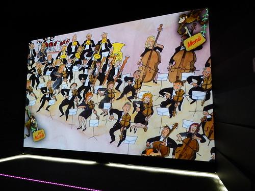 Visual Musical Menu