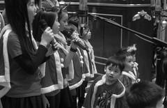 Leica Summar 50mm f2 fuji xt2 (Sam The PhotoMan) Tags: prime f2 50mm summar leica fujixt2 choir christmas focus manual bw