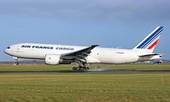 F-GUOC - Boeing 777-F28 - DUB (Seán Noel O'Connell) Tags: airfrance airfrancecargo fguoc boeing 777f28 b777 b77l b77f 777 dublinairport afr6735 af6735 cargo freight aviation avgeek aviationphotography planespotting