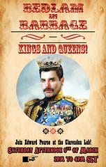 Bedlam in Babbage: Kings and Queens!