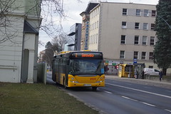 Scania CN270UB 4X2 EB #2033 (Ikarus1007) Tags: mzk koszalin scania cn270ub 4x2 eb 2033