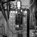 Arduino MKRVidor4000 su breadboard con sonde per l'analisi del PWM e della comunicazione SPI
