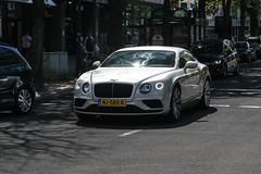 Netherlands - Bentley Continental GT V8S 2016 (PrincepsLS) Tags: netherlands dutch license plate germany düsseldorf spotting bentley continental gt v8s 2016