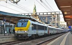Luxembourg 14.02.2019 (The STB) Tags: luxembourg luxembourgrailways lëtzebuerg railway train chemindefer zug eisenbahn eisebunn