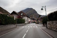 Duingt, Haute-Savoie, France, october 2017 (bocharov_) Tags: hautesavoie duingt rhonealpes france street mountains