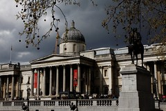 National Gallery (dese) Tags: trafalgarsquare nationalgallery museum architecture april3 2019 arkitektur europa uk england london europe londra londres ujedinjenokraljevstvo