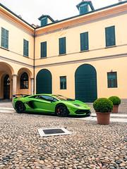 Aventador SVJ (Mattia Manzini Photography) Tags: lamborghini aventador svj jota sv supercar supercars cars car carspotting nikon d750 v12 green spoiler carbon automotive automobili auto automobile italy italia carsandcoffee