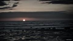 Wales sunset (akatsoulis) Tags: nikoneurope nikonuk nikkor welshflickrcymru nikkor50mm14g waterscape landscape d5300 monknash wales sunset nikon