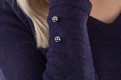beeanddonkey_sweter_IMG_7511 (beeanddonkey) Tags: beeanddonkey knitted fashion madeinpoland dzianina kobieta woman fashionphoto stylish silesia silesiafashion