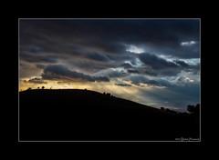 Mount Nebo - View of the Promised Land (GAPHIKER) Tags: mountnebo mount nebo rain cloudy skys deadsea dead sea jerusalem jericho moses jordan valley river 14108feetbelowsealevel view sunset