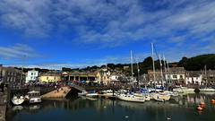 Padstow (Mike.Dales) Tags: padstow harbour boats quayside cornwall england