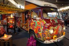 Colours on wheels (FocusPocus Photography) Tags: vw bus camper van auto automobil car vehicle oldtimer classiccar bunt colourful retroclassics stuttgart