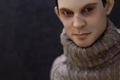 Reed (toriasoll) Tags: bjd abjd doll dolls dollphoto dollphotography detroitbecomehuman dbh bjdcosplay dollcosplay gavinreed